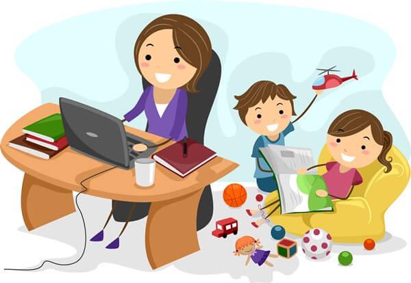 kunci sukses bisnis rumahan online