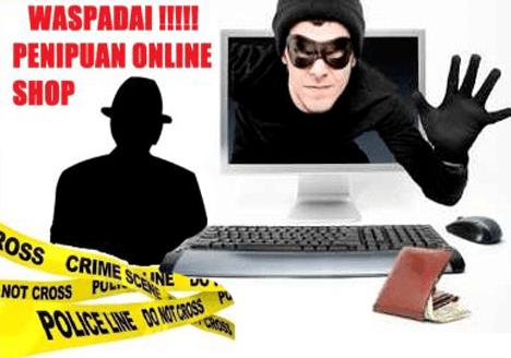 toko online penipu