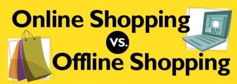 perbedaan toko online dan offline