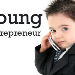 pengusaha muda