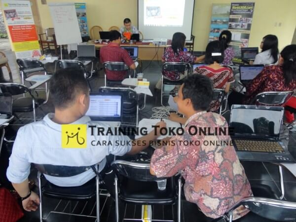 In house training toko online