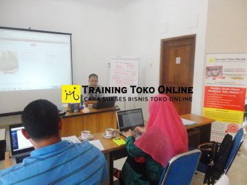Kelas private toko online