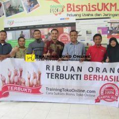 Peserta training toko online april 2015