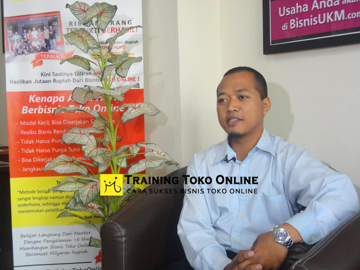 Testimoni dari peserta training