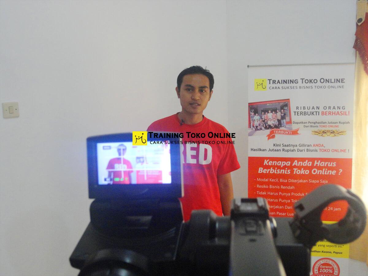 Testimoni peserta training toko online angkatan ke-2