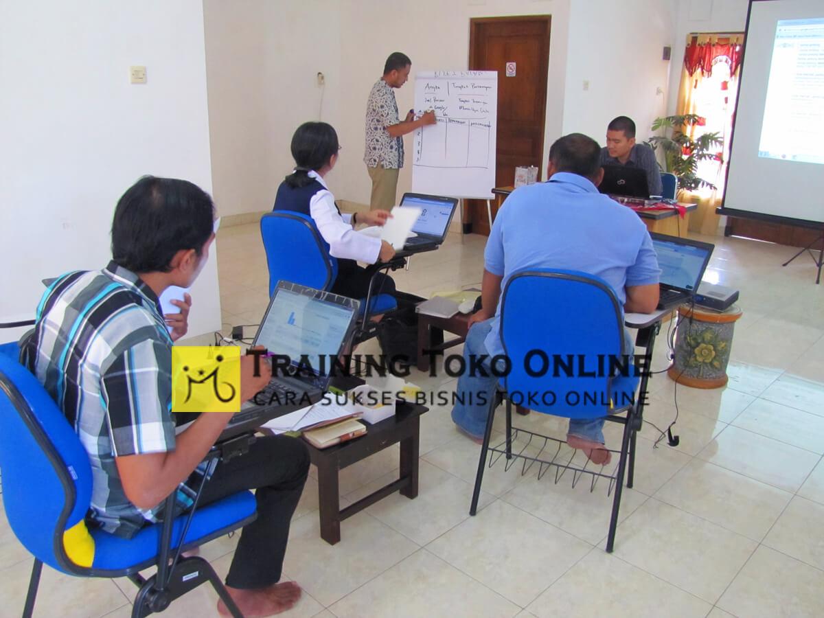 Training toko online angkatan ke-2