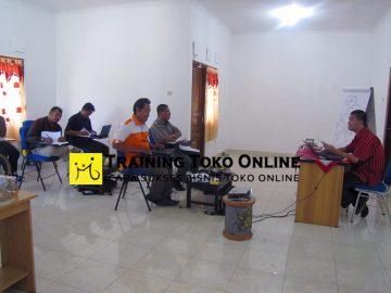 Training toko online angkatan ke-3