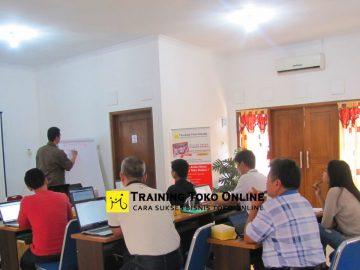 Training toko online angkatan ke-5