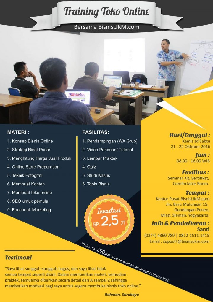 training-toko-online-angkatan-11-oktober-2016